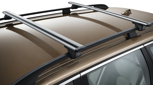 Load Carrier Roof Bars Wing Profile For Rails Wingbar V