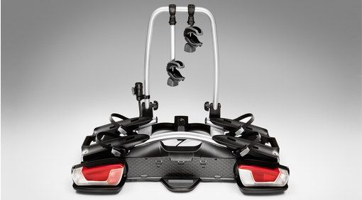 Volvo Bicycle Carrier, Towbar Mounted, 2 Bicycles